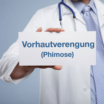Phimose Vorhautverengung